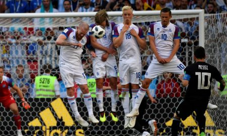 Islândia vs Argentina