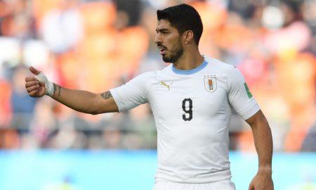 Luis Suárez do Uruguai