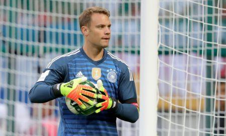 Manuel Neuer da Alemanha