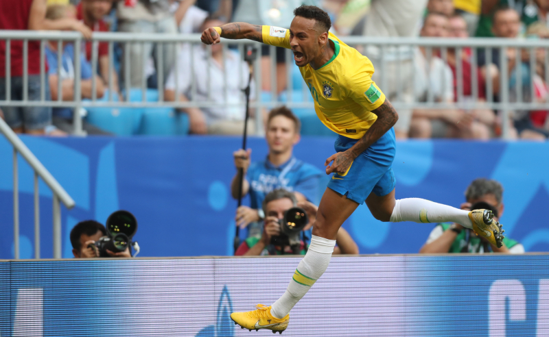 Neymar da Seleção Brasileira