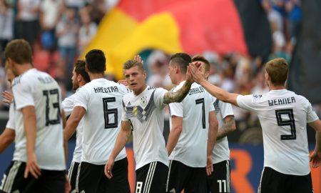 Seleção Alemã