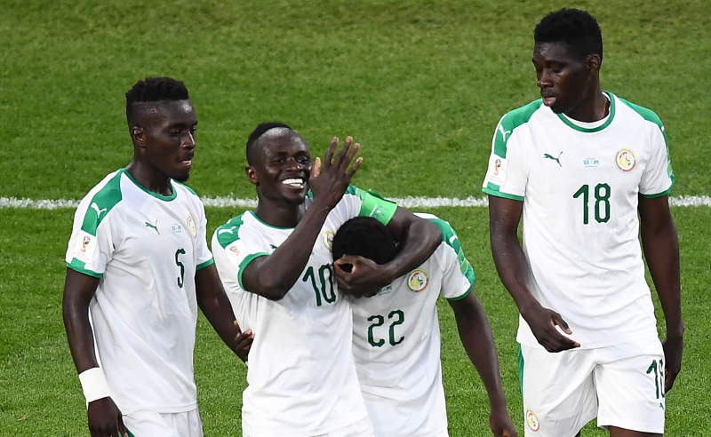 Seleção Senegal