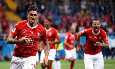 Seleção Suíça