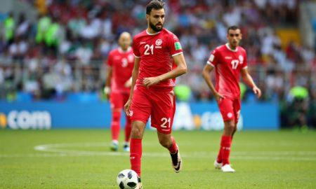 Seleção da Tunísia
