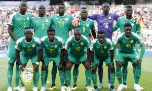 Seleção do Senegal