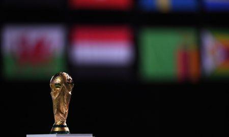 Troféu Copa do Mundo 2018