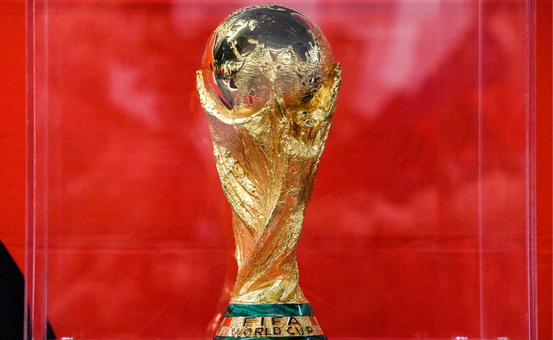 Troféu Copa do Mundo Rússia 2018