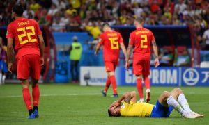 Bélgica elimina Brasil