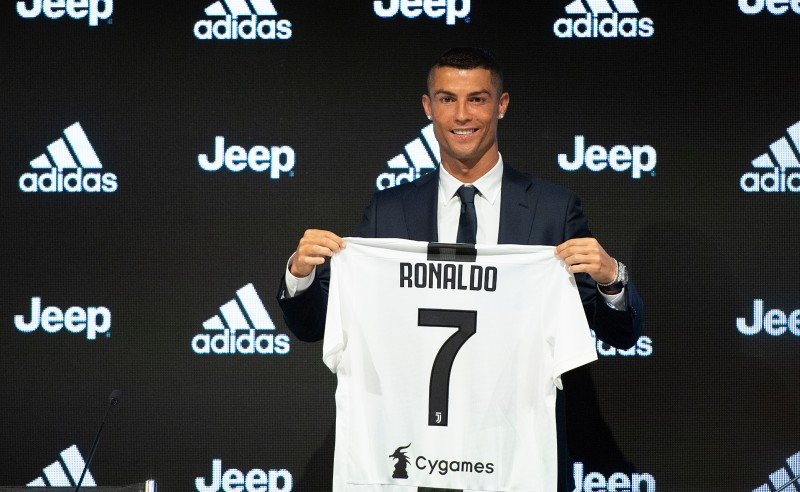Previsões para o desempenho de Cristiano Ronaldo no Juventus.