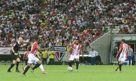 Prognóstico do jogo entre Ferroviário e Treze da Final do Campeonato Brasileiro da Série D 2018.
