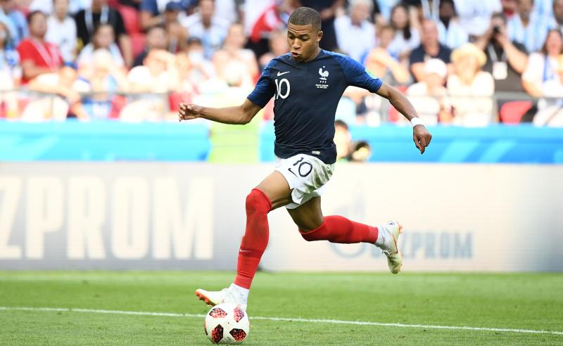 Mbappé da França