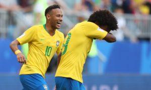 Neymar e Willian