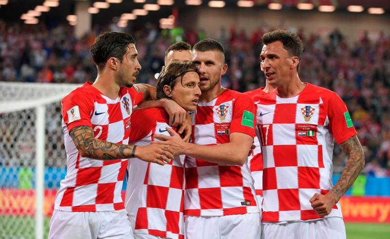 Seleção Croácia