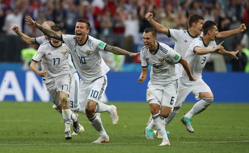 Seleção Russa