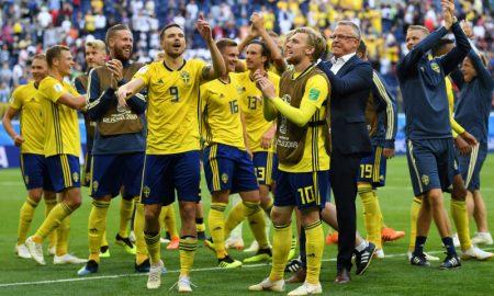 Seleção Sueca