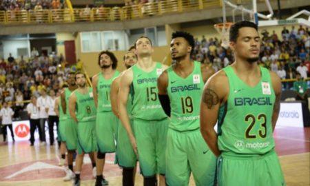 Seleção de Basquete Masculino