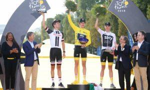 Comentários sobre a liderança de Geraint Thomas e a vitória de Nairo Quintana na 17ª etapa do Tour de France.