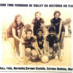 volei feminino flamengo 1951