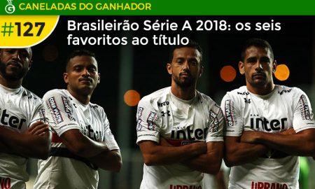 Quem pode levar o Brasileirão