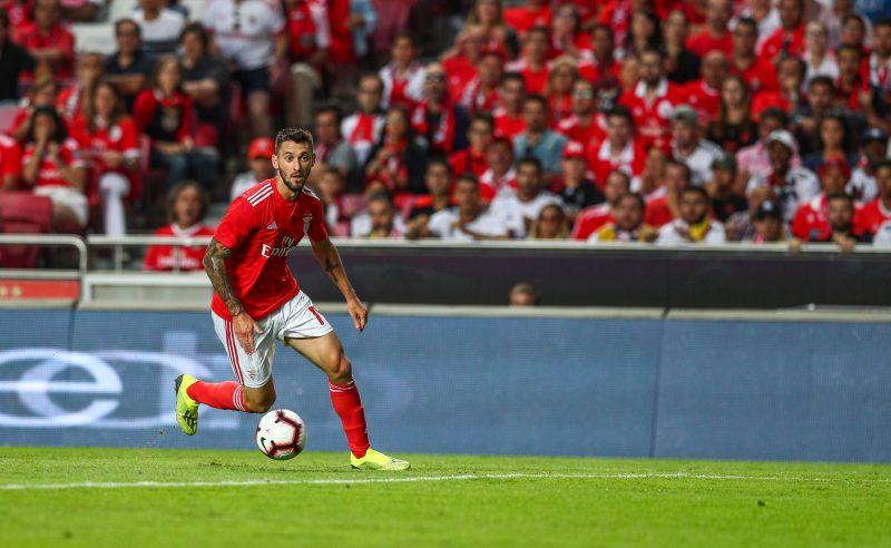 Facundo Ferreyra jogador do Benfica
