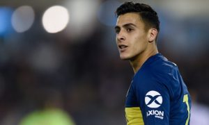 Cristian Pavon do Boca Juniors