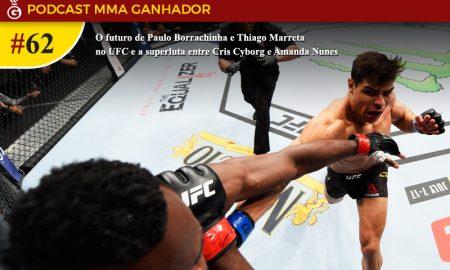 Qual o futuro de Paulo Borrachinha no UFC?