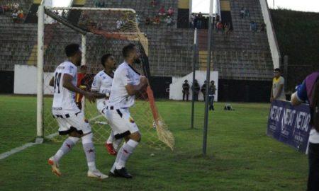 Jogadores do Botafogo-PB