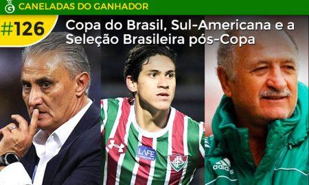 O futebol brasileiro na rodada do meio de semana