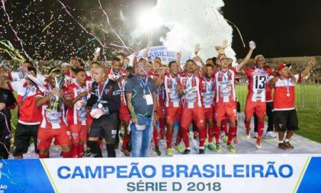 Ferroviário vence a série D do Brasileirão