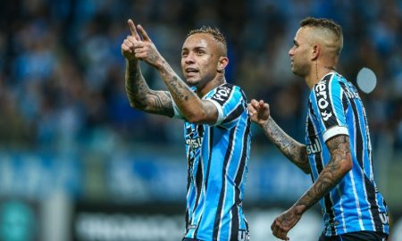 Prognóstico do jogo de ida entre Grêmio e Flamengo das oitavas de final da Copa do Brasil 2018.