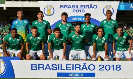 Foto de grupo do Guarani