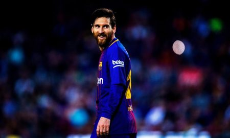 Lionel Messi do Barcelona
