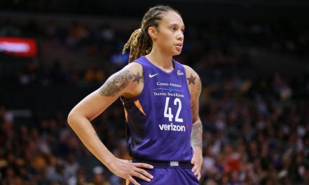 Brittney Griner do Phoenix Mercury