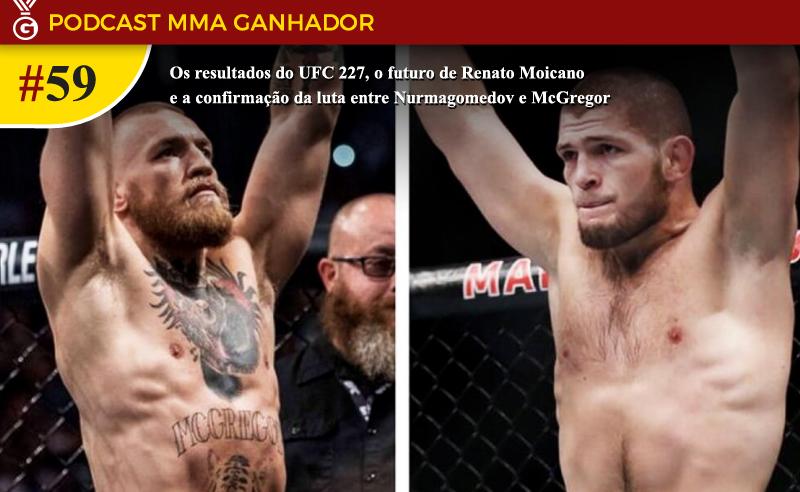 Conor McGregor e Khabib Nurmagomedov, astros do UFC e favoritos nas apostas