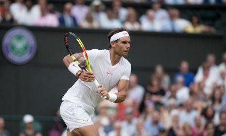 Rafael Nadal em Wimbledon