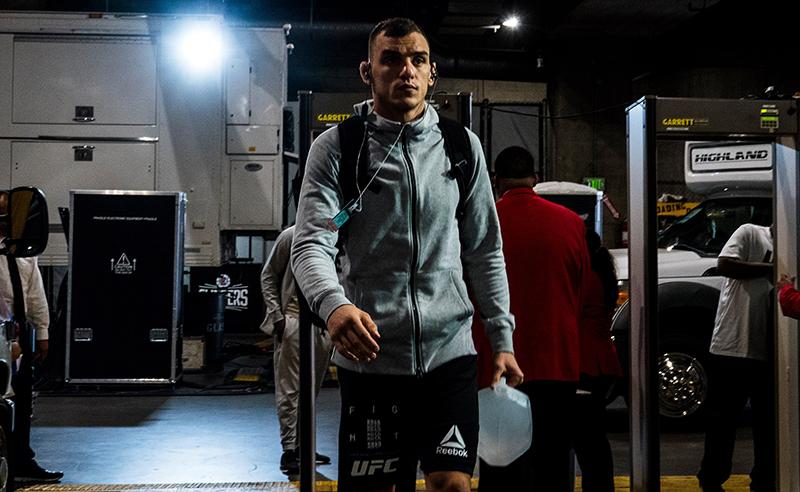 Renato Moicano, lutador do UFC