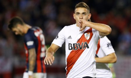 Rafael Santos Borre do River Plate