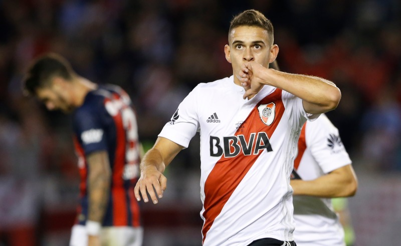 Rafael Santos Borre do River Plate