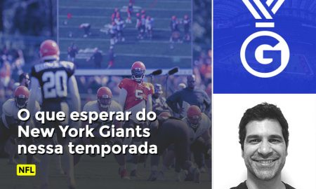 Paulo Antunes avalia em vídeo o que esperar do New York Giants na temporada de 2018 do NFL.
