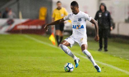 O jogador Bruno Henrique do Santos