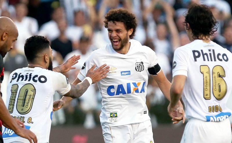 Victor Ferraz e Gabriel do Santos