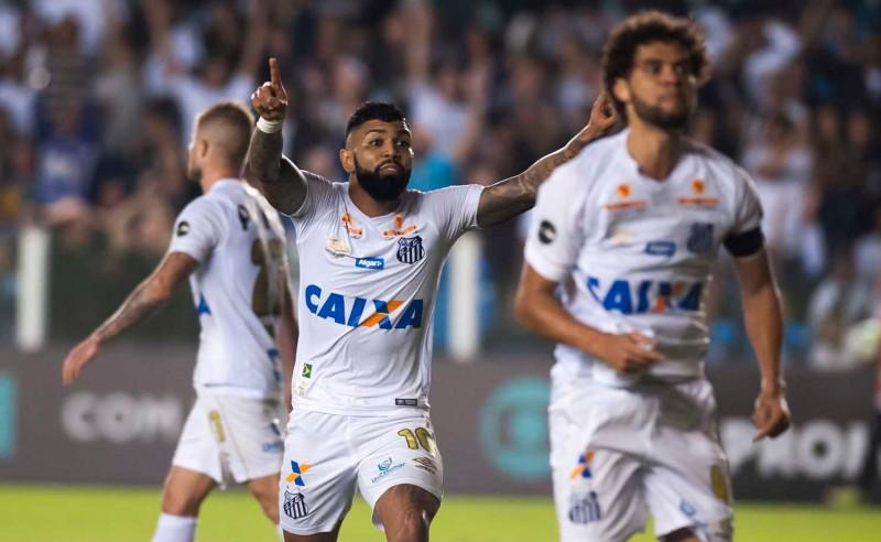 Prognóstico do jogo entre Cruzeiro e Santos de ida das quartas de final da Copa do Brasil 2018.