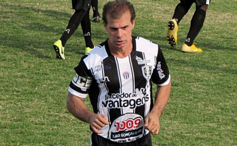Túlio Maravilha agora joga pelo Atlético Carioca