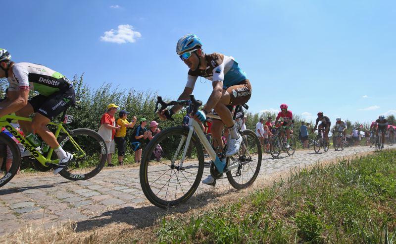 Tony Gallopin venceu a 7ª etapa da Volta da Espanha