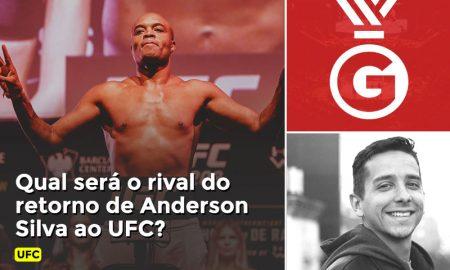 O retorno de Anderson Silva ao UFC