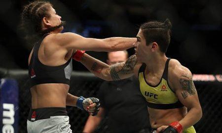 Jessica Andrade nocauteia Karolina Kowalkiewicz