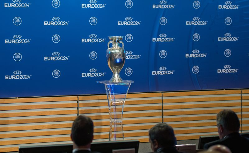 Anúncio do anfitrião do Euro 2024