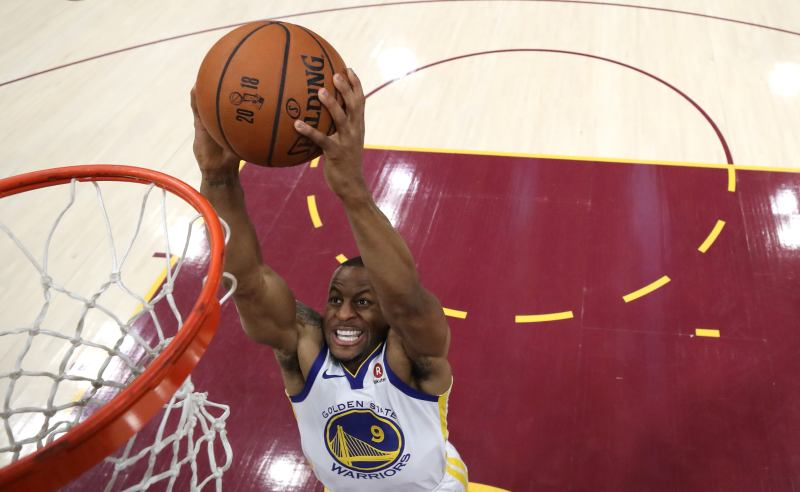Andre Iguodala dos Golden State Warriors