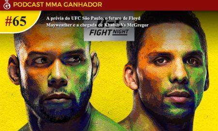 UFC São Paulo - Thago Marreta Vs Eryk Anders