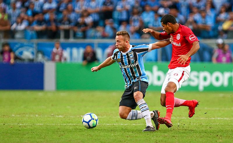 Gre-Nal, o clássico entre Internacional e Grêmio